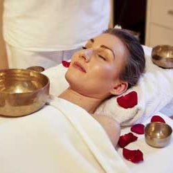Sound Massage with Tibetan Bowls