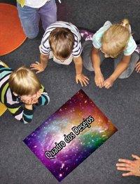 Quadro dos Desejos para Crianças