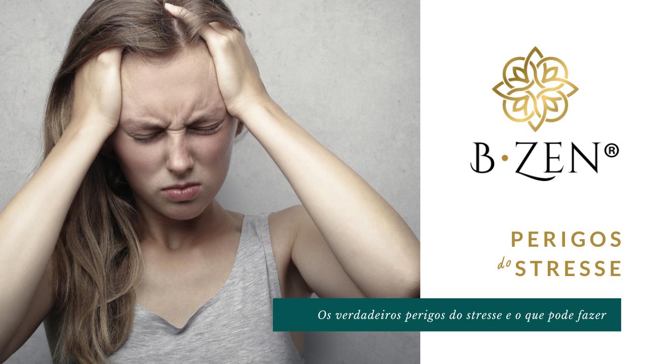 Vídeo Os verdadeiros perigos do stresse e como evitá-los