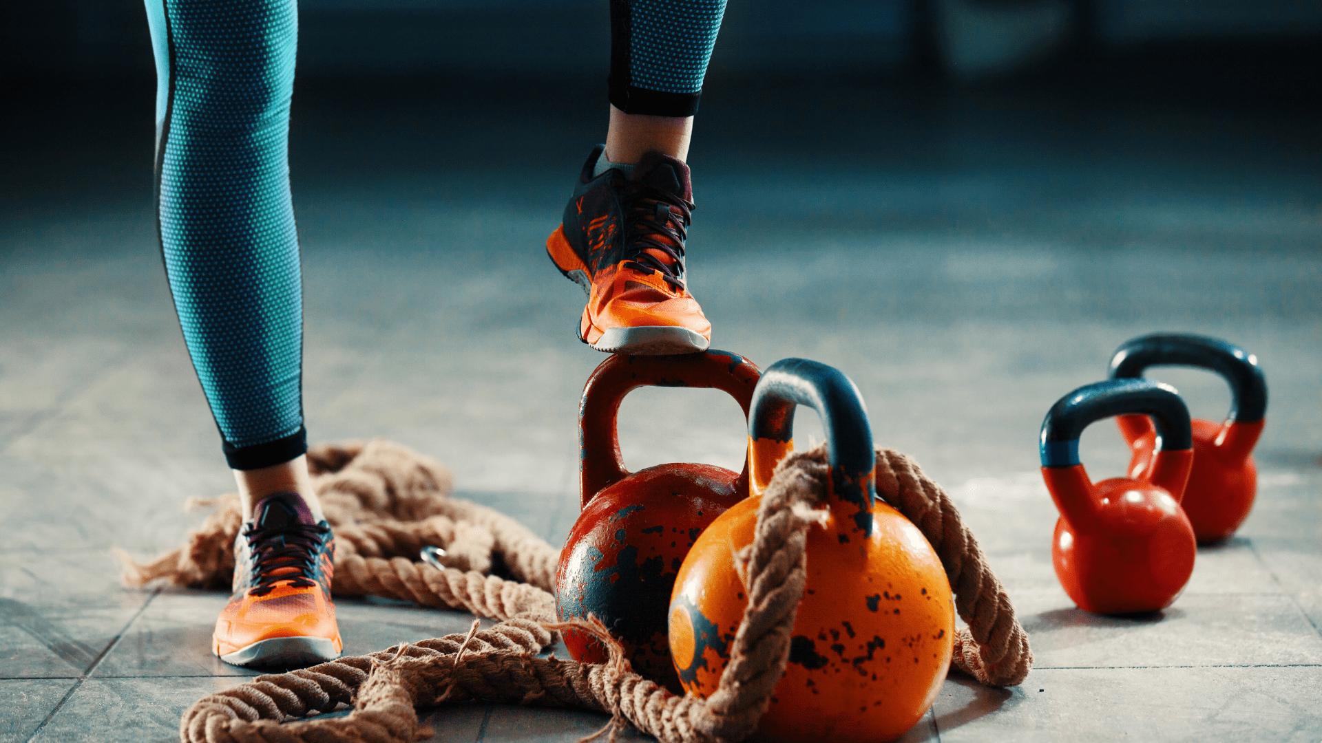 disciplina nos treinos, manter o foco, força de vontade